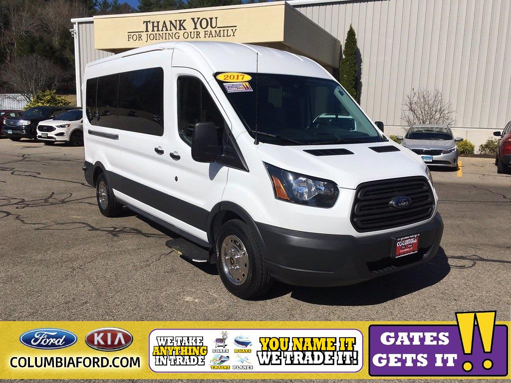 2017 Ford Transit 150 Med Roof 4x2, Mobility #00057861 - photo 1
