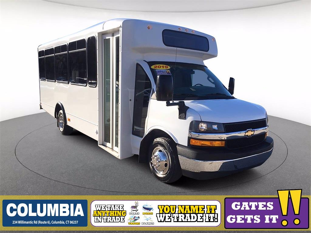 2019 Chevrolet Express 4500 DRW 4x2, Other/Specialty #00057862 - photo 1