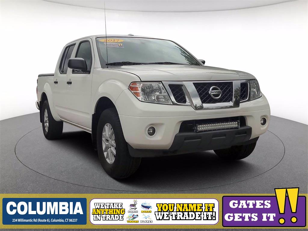 2017 Nissan Frontier Crew Cab 4x4, Pickup #0041724A - photo 1