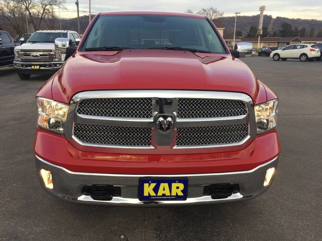 2018 Ram 1500 Crew Cab 4x4 Pickup #0544 - photo 6