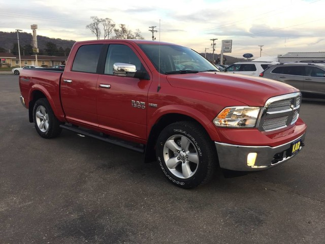 2018 Ram 1500 Crew Cab 4x4 Pickup #0544 - photo 7