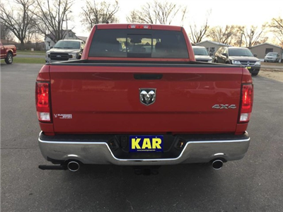 2018 Ram 1500 Crew Cab 4x4 Pickup #0544 - photo 9