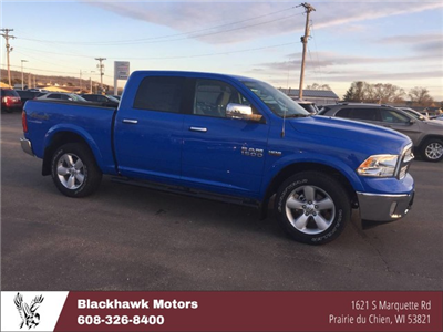 2018 Ram 1500 Crew Cab 4x4 Pickup #6306 - photo 1