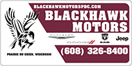 Blackhawk Motors Inc logo