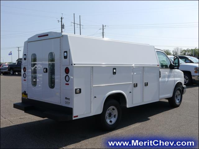 2015 Express 3500, Service Utility Van #155557 - photo 2