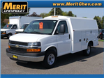 2015 Express 3500, Service Utility Van #155557 - photo 1