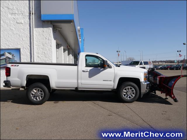 2016 Silverado 2500 Regular Cab 4x4, Pickup #165227 - photo 3