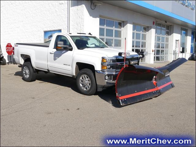 2016 Silverado 2500 Regular Cab 4x4 Pickup #165227 - photo 4