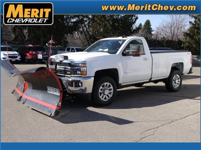 2016 Silverado 2500 Regular Cab 4x4 Pickup #165227 - photo 1