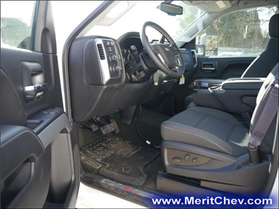 2016 Silverado 2500 Regular Cab 4x4 Pickup #165227 - photo 6