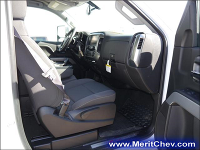 2016 Silverado 2500 Regular Cab 4x4 Pickup #165227 - photo 7