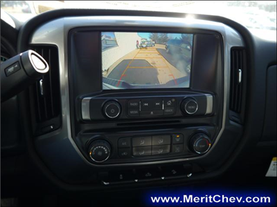 2016 Silverado 2500 Regular Cab 4x4 Pickup #165227 - photo 8