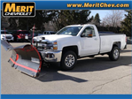2016 Silverado 2500 Regular Cab 4x4, Pickup #165227 - photo 1