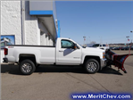 2016 Silverado 2500 Regular Cab 4x4 Pickup #165227 - photo 3