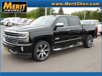 2017 Silverado 1500 Crew Cab 4x4 Pickup #175127 - photo 1