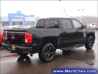 2017 Silverado 1500 Crew Cab 4x4, Pickup #175341 - photo 2