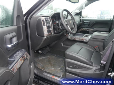 2017 Silverado 1500 Crew Cab 4x4, Pickup #175341 - photo 3