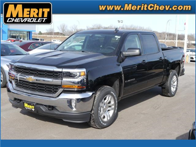 2017 Silverado 1500 Crew Cab 4x4 Pickup #175484 - photo 1