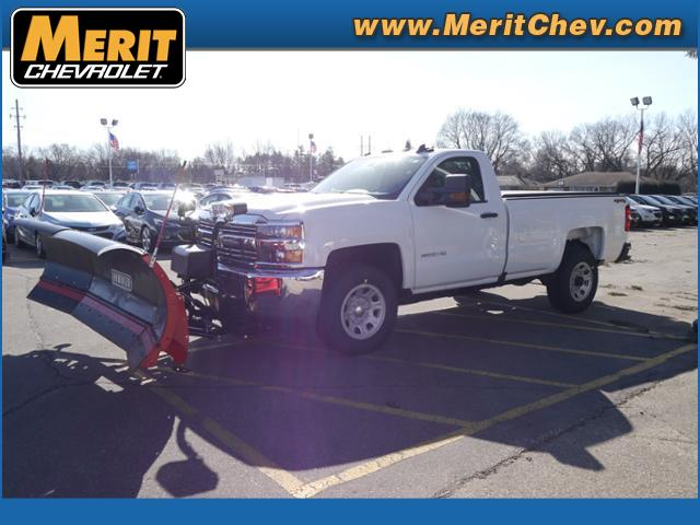 2017 Silverado 3500 Regular Cab 4x4, Pickup #175494 - photo 1