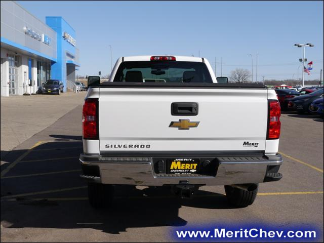 2017 Silverado 3500 Regular Cab 4x4, Pickup #175494 - photo 3