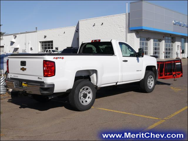 2017 Silverado 3500 Regular Cab 4x4 Pickup #175494 - photo 2