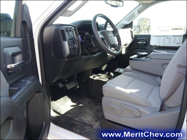 2017 Silverado 3500 Regular Cab 4x4 Pickup #175494 - photo 6