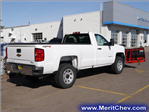 2017 Silverado 3500 Regular Cab 4x4 Pickup #175494 - photo 1