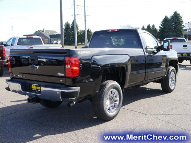 2017 Silverado 3500 Regular Cab 4x4 Pickup #175607 - photo 2