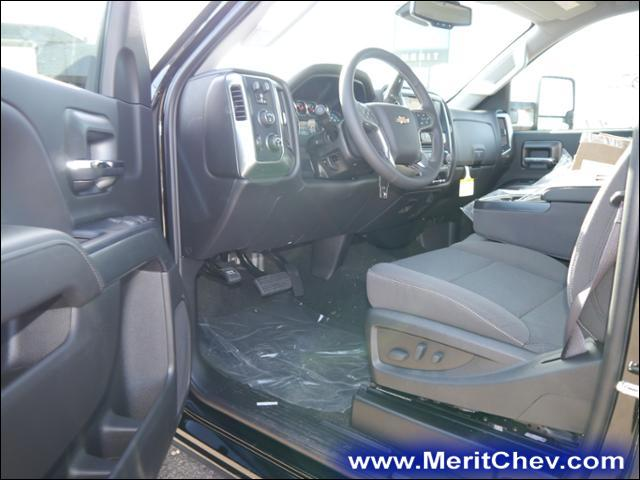 2017 Silverado 3500 Regular Cab 4x4 Pickup #175607 - photo 6