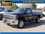 2017 Silverado 3500 Regular Cab 4x4 Pickup #175607 - photo 1