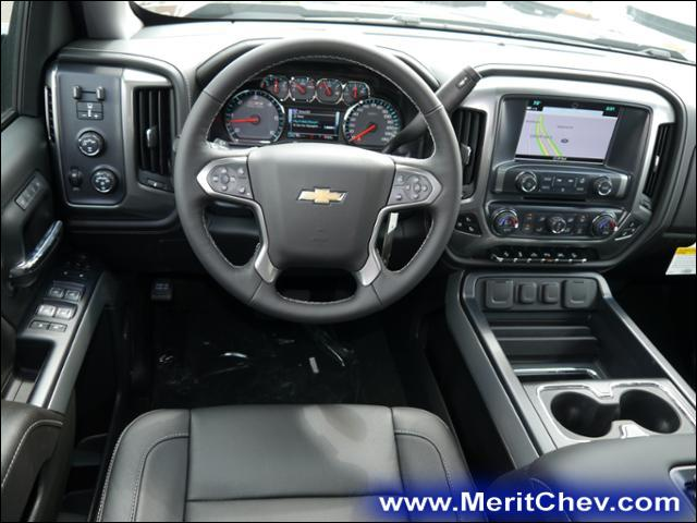 2017 Silverado 1500 Crew Cab 4x4 Pickup #175638 - photo 5