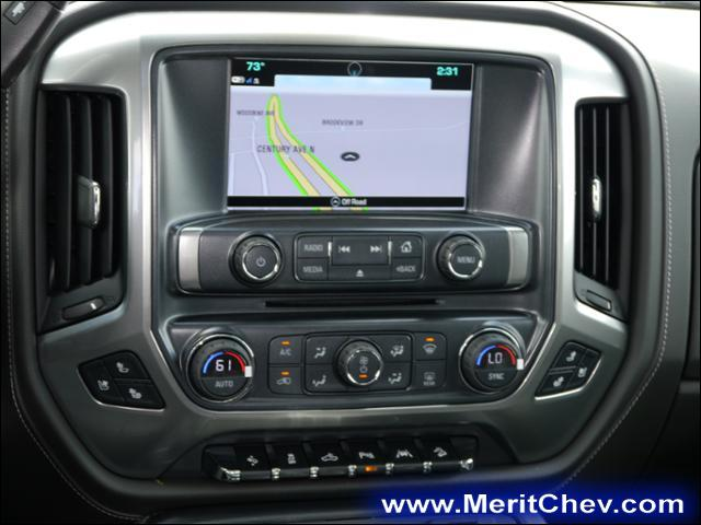 2017 Silverado 1500 Crew Cab 4x4 Pickup #175638 - photo 6