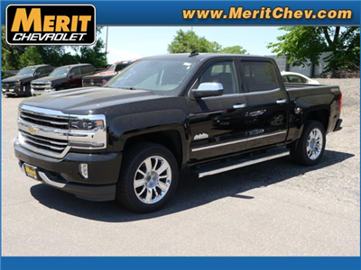 2017 Silverado 1500 Crew Cab 4x4 Pickup #175684 - photo 1