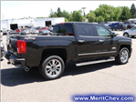 2017 Silverado 1500 Crew Cab 4x4 Pickup #175684 - photo 2