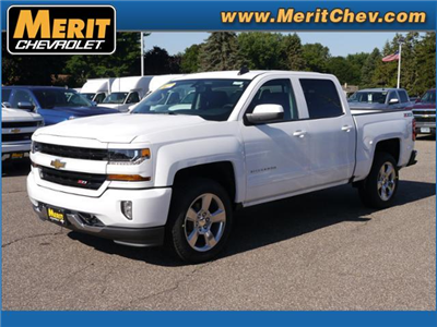 2017 Silverado 1500 Crew Cab 4x4 Pickup #175851 - photo 1