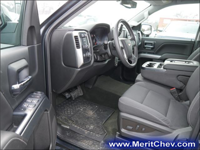 2018 Silverado 1500 Double Cab 4x4, Pickup #185078 - photo 3
