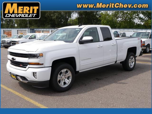 2018 Silverado 1500 Double Cab 4x4, Pickup #185080 - photo 1