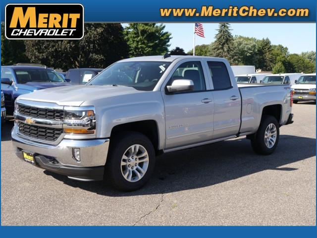 2018 Silverado 1500 Extended Cab 4x4 Pickup #185083 - photo 1
