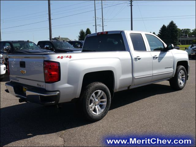2018 Silverado 1500 Extended Cab 4x4 Pickup #185083 - photo 2