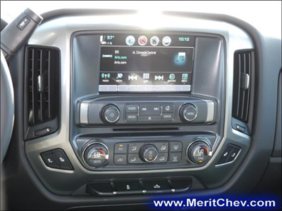2018 Silverado 1500 Extended Cab 4x4 Pickup #185083 - photo 6