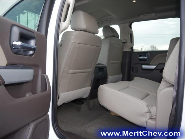 2018 Silverado 2500 Crew Cab 4x4 Pickup #185094 - photo 4