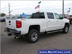2018 Silverado 2500 Crew Cab 4x4 Pickup #185094 - photo 1