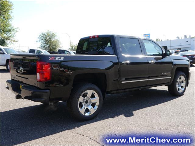 2018 Silverado 1500 Crew Cab 4x4 Pickup #185120 - photo 2