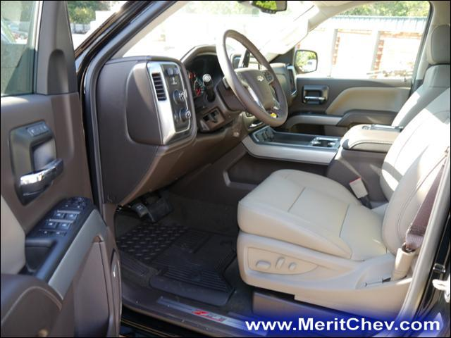 2018 Silverado 1500 Crew Cab 4x4 Pickup #185120 - photo 3