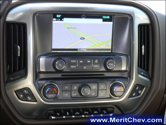 2018 Silverado 1500 Crew Cab 4x4 Pickup #185120 - photo 6