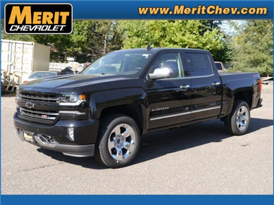 2018 Silverado 1500 Crew Cab 4x4 Pickup #185120 - photo 1