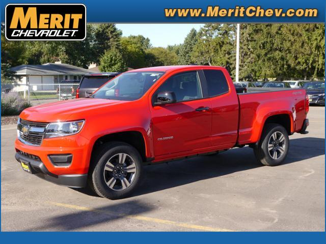 2018 Colorado Extended Cab 4x4, Pickup #185121 - photo 1