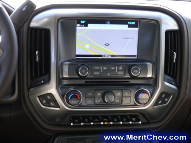 2018 Silverado 3500 Crew Cab 4x4 Pickup #185127 - photo 6