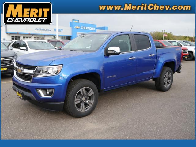 2018 Colorado Crew Cab 4x4, Pickup #185139 - photo 1
