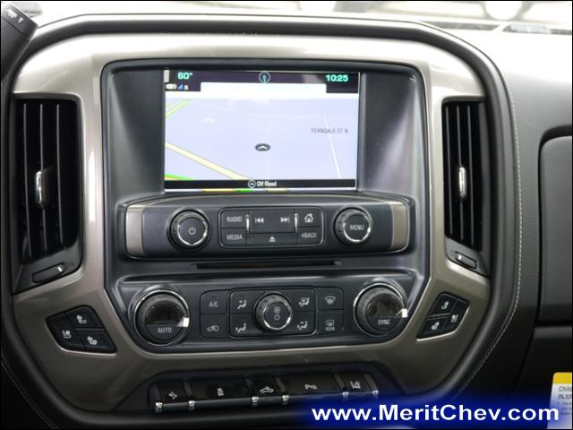 2018 Silverado 2500 Crew Cab 4x4 Pickup #185141 - photo 6